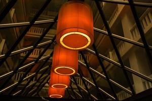 illuminazione dell'hotel foto