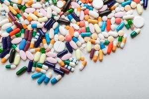 pillole assortite