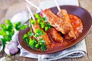 ljulja-kebab foto