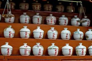stazione turistica della porcellana di Taipeh Taiwan foto