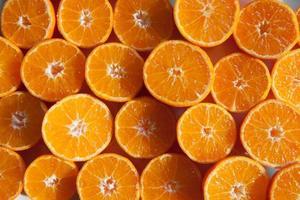 sfondo di mandarino