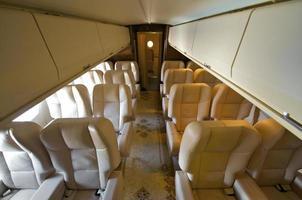 business jet foto