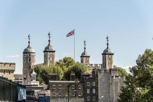 la Torre di Londra