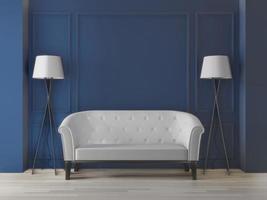 grande soggiorno 3d interni foto
