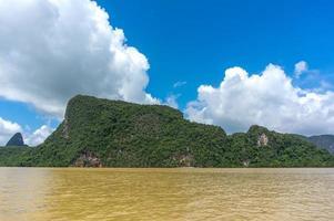 montagna di paesaggio naturale
