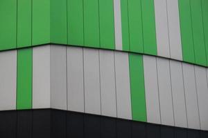 dettaglio architettonico dell'edificio
