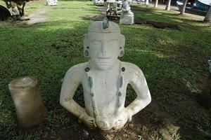 scultura in costa rica foto