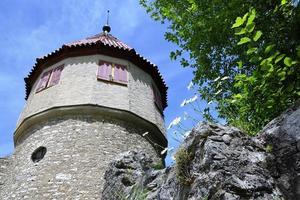torre del castello di levigatura