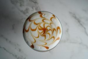 latte schiuma art