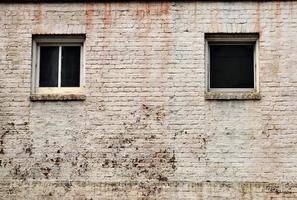 vecchio muro rustico