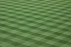 campo da baseball verde