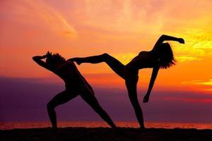 danza moderna contemporanea foto