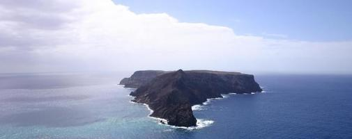 isola deserta foto