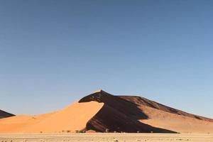 sossusvlei, dune rosse foto