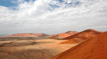 Sossusvlei, Namibia, Africa foto