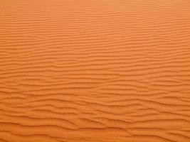 trama di sabbia rossa foto