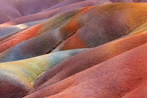 les terres des sept couleurs foto