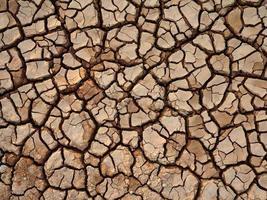 sfondo di terre aride foto
