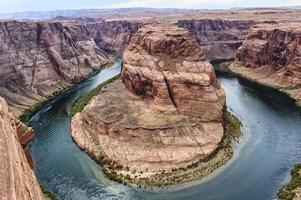 banda a ferro di cavallo in arizona foto