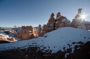 parco nazionale di bryce canyon, utah foto
