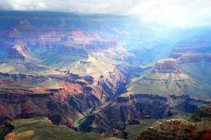 parco nazionale del grand canyon, usa