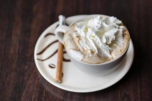 caffè viennese foto