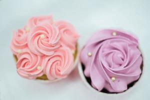 dolci cupcakes color pastello foto