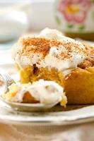 panini alla cannella fatti in casa alla zucca con spezie e crema dolce