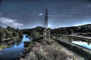 pilone electrique foto