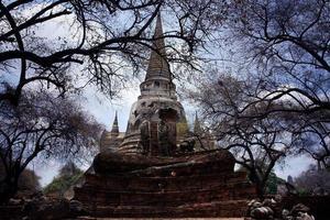 tempio della Tailandia foto