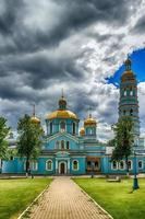 chiesa di ufa natività beata vergine russia siberia