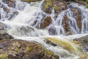 Datanla cascata nella città di da lat (dalat), vietnam
