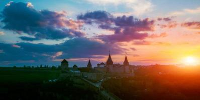 castello a kamianets-podilskyi