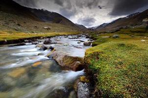 flusso naturale foto