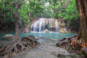 cascata di Erawan foto