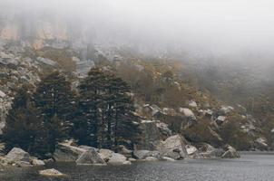 Lago Laguna Negra, Soria, Spagna