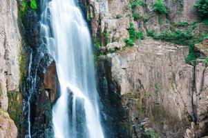 cascata haew narok, parco nazionale kao yai, thailandia