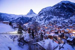 Monte Cervino, Zermatt in Svizzera