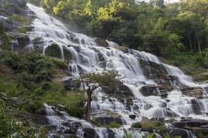 cascata nel parco nazionale