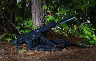 pistola pericolosa foto
