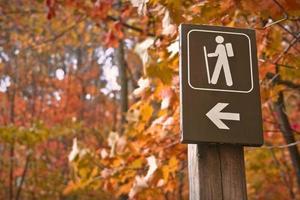 fare escursionismo foto