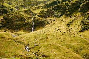 montagne della Transilvania foto