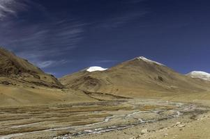 montagna dell'Himalaya foto