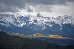 montagne del colorado