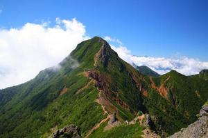 picco di montagna foto