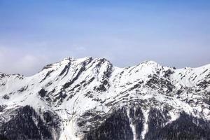 Caucaso. pshegishhva di montagna foto
