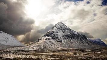 montagna della scozia