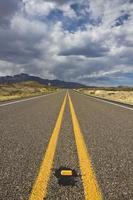 strada per le montagne della guadalupa