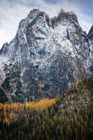 catena montuosa della cascata del nord foto