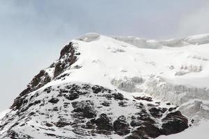 ghiacciaio karola foto